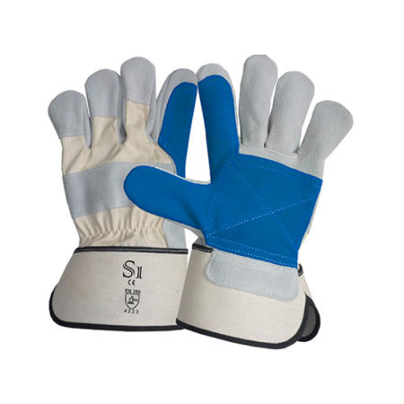 F360 LEATHER DOUBLE PALM CANADIAN GLOVES